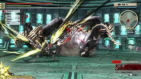 God Eater 2: Rage Burst screen shot 5
