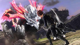 God Eater 2: Rage Burst screen shot 7