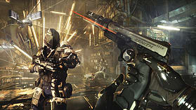 Deus Ex: Mankind Divided Collector's Edition screen shot 1