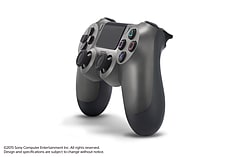Official Sony DualShock 4 Controller - Steel Black screen shot 2