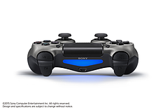 Official Sony DualShock 4 Controller - Steel Black screen shot 4