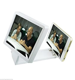 3D Video HD Folding Screen Enlarge Magnifier Portable Stand Smart Mobile Phone Mobile phones