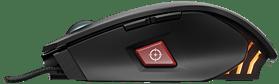Corsair M65 PRO RGB FPS Gaming Mouse screen shot 6