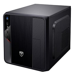 AMD A8 7650K Quad Core @ 3.70GHz, Radeon R7, 8GB Vengeance, 2TB Hard Drive, AvP Hyperion Cube PC
