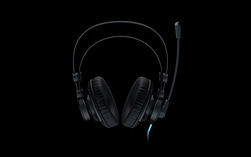 ROCCAT Renga Studio Grade Over-Ear Stereo Gaming Headset, Black screen shot 1