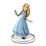 Disney Infinity 3.0 Alice Figure screen shot 1
