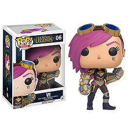 POP! Vinyl - League of Legends Vi Figurines and Sets