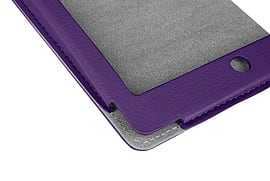 Hellfire Trading Magnetic PU Leather Case Cover for Lenovo Yoga 2 8 2nd Gen[Purple] Tablet