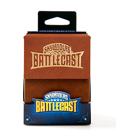 Skylanders Battlecast Card Case Trading Cards