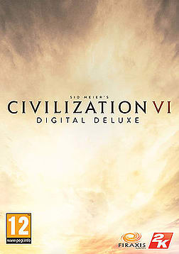 Sid Meier's Civilization VI Deluxe PC Downloads Cover Art