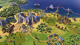 Sid Meier's Civilization VI Deluxe screen shot 3