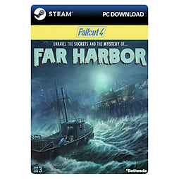 Fallout 4: Far Harbor PC Downloads Cover Art