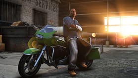 Grand Theft Auto V screen shot 13