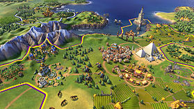 Sid Meier's Civilization VI screen shot 1