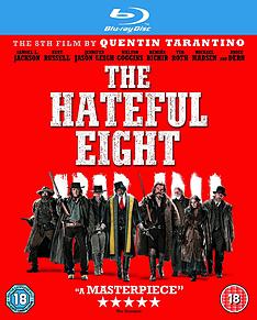 The Hateful Eight (Blu Ray) Blu-ray