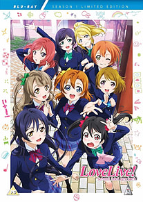Love Live! School Idol Project S1 (D&S) Collector'S Edition (Blu Ray) Blu-ray