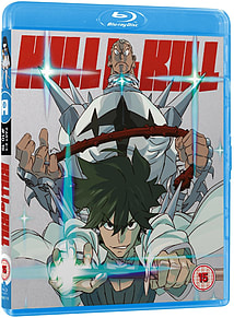 Kill La Kill - [Blu-Ray] Part 2 (Blu Ray) Blu-ray