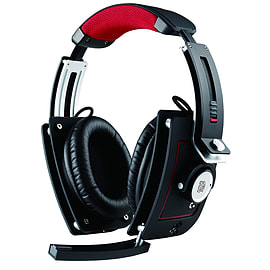 Thermaltake E-Sports Level 10M Black Gaming Headset 40mm Audio Drivers Multi Format and Universal