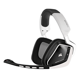 Corsair Gaming Void Wireless RGB Dolby 7.1 Headset - White Accessories