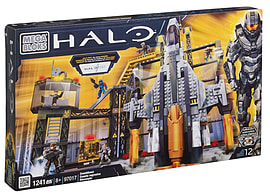 Mega Bloks Halo Wars Countdown Blocks and Bricks