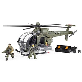 Mega Bloks Call of Duty Chopper Strike Blocks and Bricks