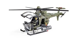 Mega Bloks Call of Duty Chopper Strike screen shot 2