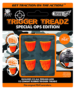 iMP Trigger Treadz Special Ops Thumb Grips for Playstation 4 PS4 PS4