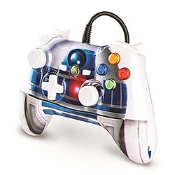 Official Licensed Controller for XBox 360 Star Wars R2-D2 XBOX360