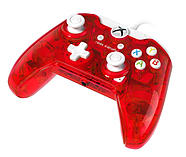 Rock Candy Wired Controller Stormin Cherry Red Microsoft XBox One screen shot 1
