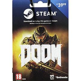 DOOM - Steam Steam Credit Cover Art