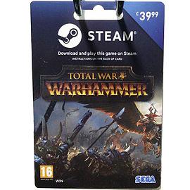 Total War: Warhammer - Steam Steam Credit Cover Art