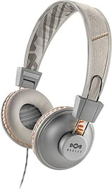 House of Marley Eco Friendly Headphones / Positive Vibrations / On Ear / Case Audio