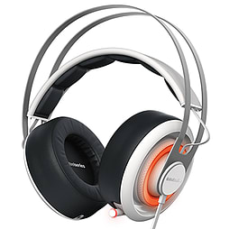 SteelSeries Siberia 650 Gaming Headset - White PC