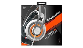 SteelSeries Siberia 650 Gaming Headset - White screen shot 1