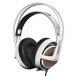 SteelSeries Siberia 350 Gaming Headset - White PC