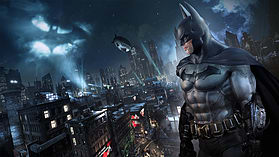 Batman: Return To Arkham screen shot 2
