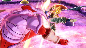 Dragon Ball Xenoverse 2 screen shot 2