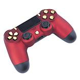 PlayStation 4 Controller - Red Velvet & Gold screen shot 1