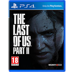 The Last of Us: Part II PS4 Cover Art