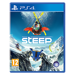 Steep PS4 Cover Art
