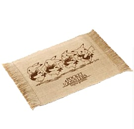 Pokemon - Pikachu Sepia Graffiti Place Mat (Bottles Ver.) Home - Kitchen