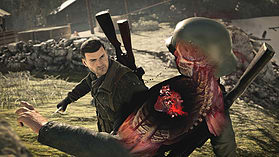 Sniper Elite 4 Limited Edition screen shot 6