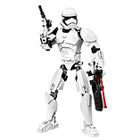 Lego Star Wars First Order Stormtrooper Buildable Figure 75114 screen shot 2