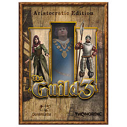The Guild 3 Aristocratic Edition PC Cover Art