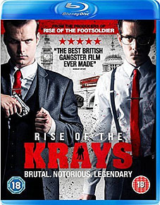 Rise Of The Krays Blu-ray Blu-ray