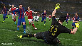 Pro Evolution Soccer 2017 screen shot 1