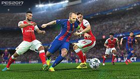 Pro Evolution Soccer 2017 screen shot 2