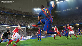 Pro Evolution Soccer 2017 screen shot 3