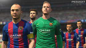 Pro Evolution Soccer 2017 screen shot 5