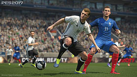 Pro Evolution Soccer 2017 screen shot 8